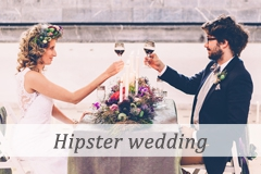 hipsterwed
